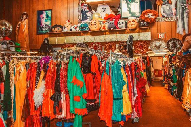 Funny Halloween costumes near Lawndale