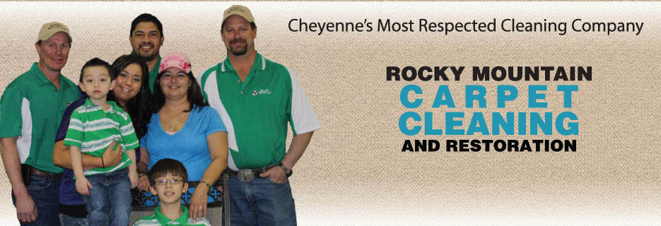 Rocky Mountain Carpet Cleaning