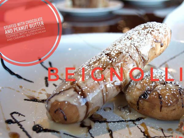 Rome 116 desserts
