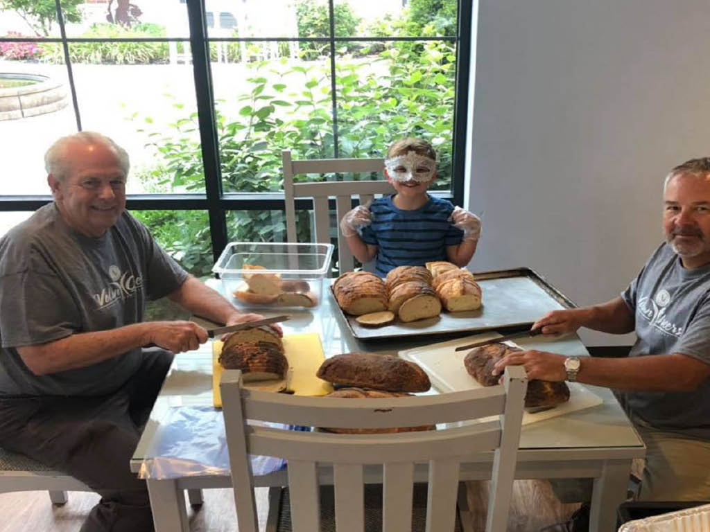 Ronald McDonald House Charities families