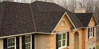 Picture of new roof from Roof One in Pontiac, MI