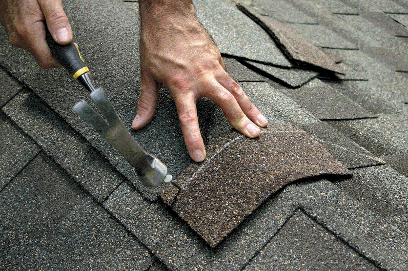 Roof repair for Roof Tech in Lake Orion, MI
