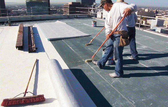 Commercial roofing for Roof Tech in Lake Orion, MI