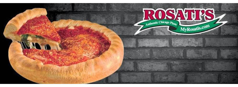 Rosati's of Lake Zurich offers the best in deep dish pizza.