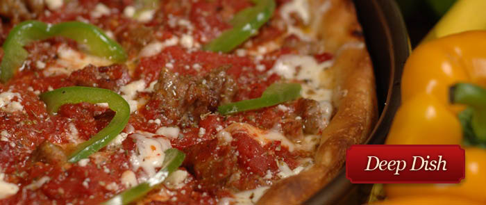 Las Vegas deep dish pizza coupons savings