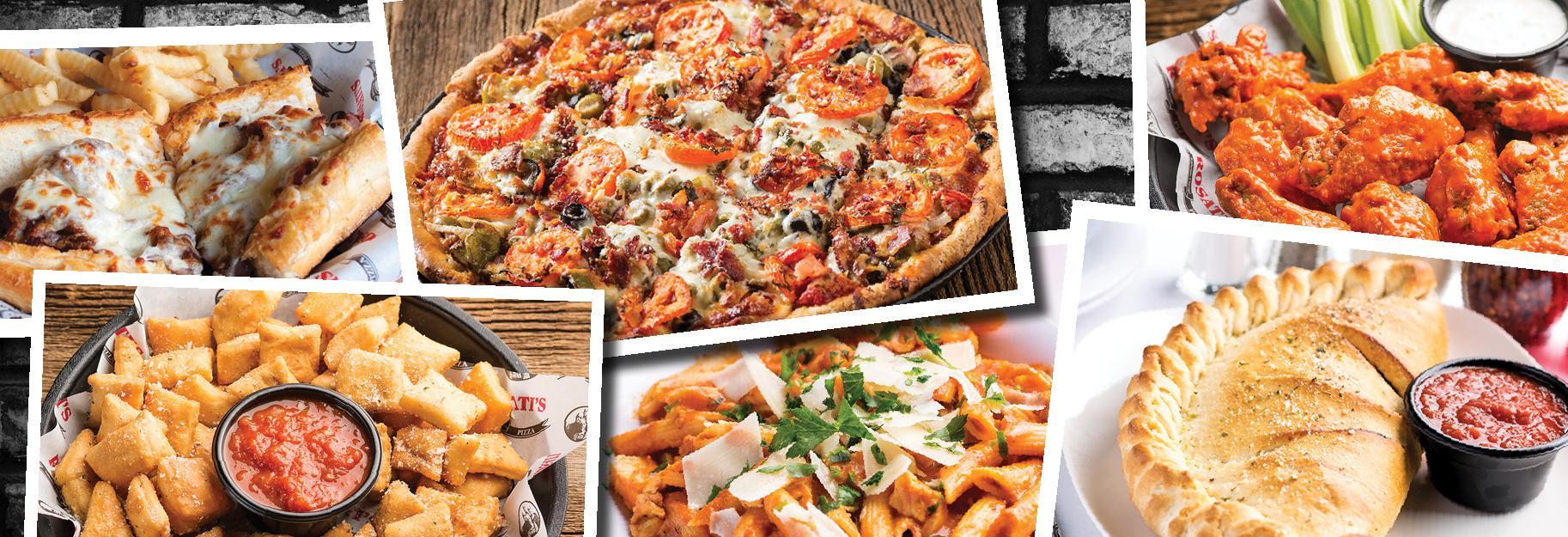 Rosati's Pizza & Sports Bar-Hoschton, GA banner