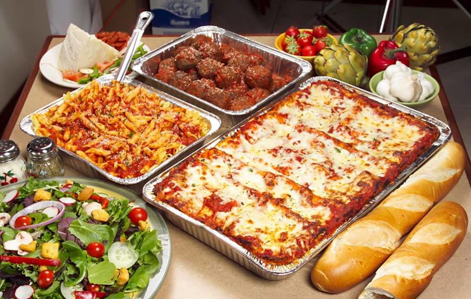Rosati's Pizza Catering