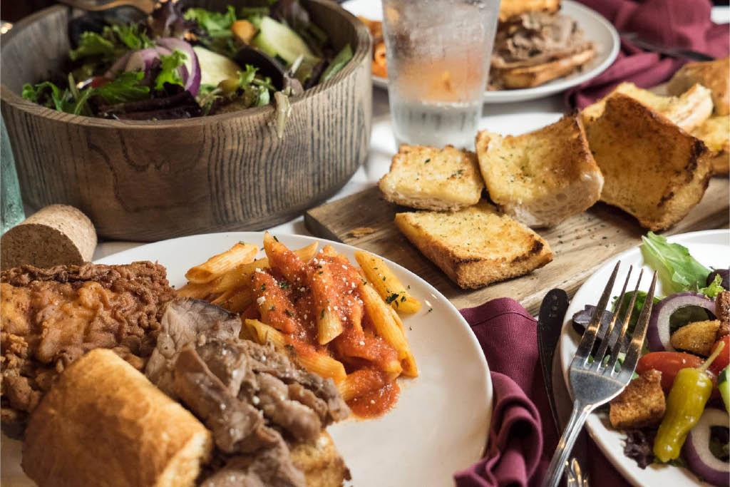 Rosati's fine Italian foods near Braselton