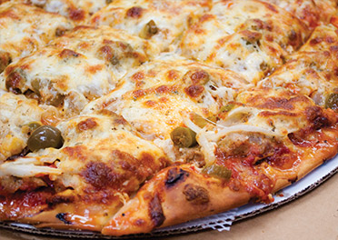 Rosati's Pizza takes pride in providing the same recipes and products throughout the entire United States.