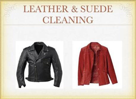 Leather Cleaning, Pasadena CA