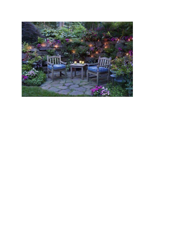 Beautiful outdoor sitting area provided by Route 23 Patio & Mason Center in Hamburg NJ