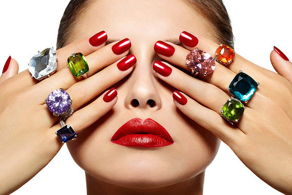 Stunning nail art will get you a double-take from admirers