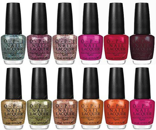 Show off your true colors - which OPI polish colors flatter you most?