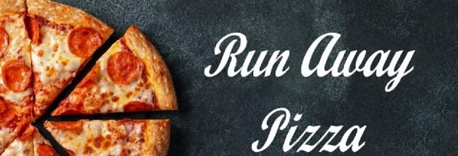 Run Away Pizza banner New Port Richey, FL