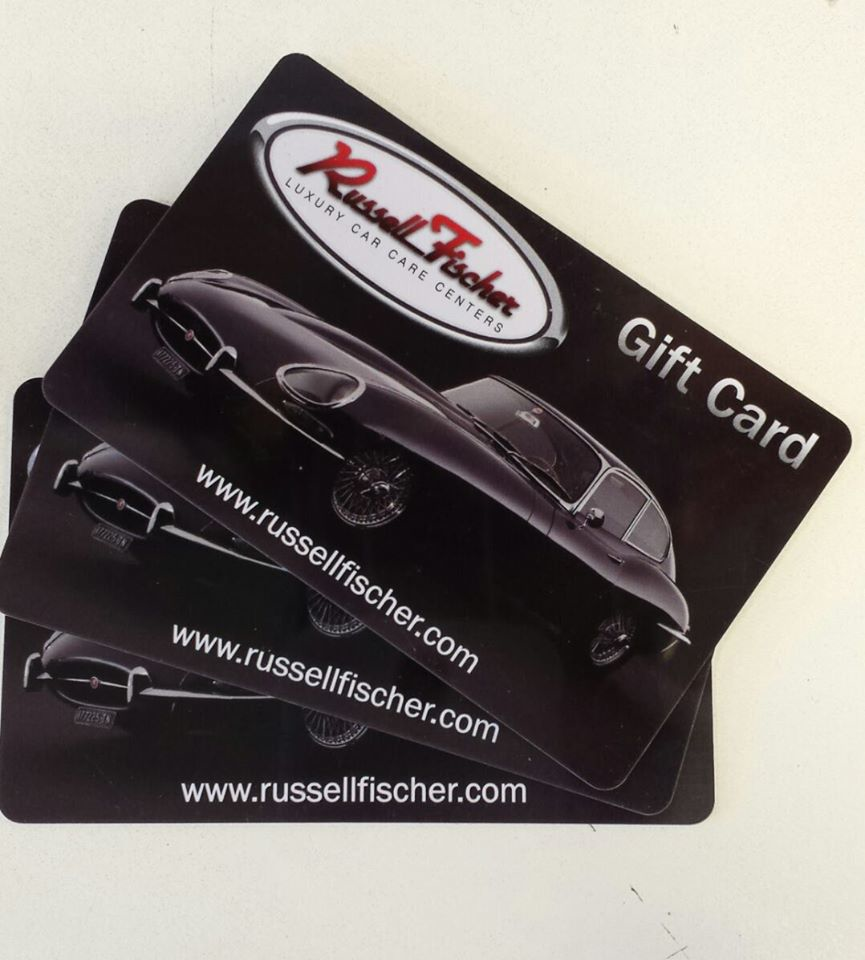 Purchase monthly car wash passes and car wash gift cards for Russell Fischer Car Wash centers in San Clemente