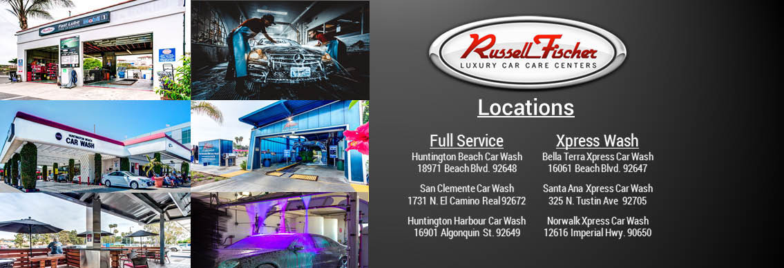 Car wash huntington beach russell fischer car care solutioingenieria Choice Image