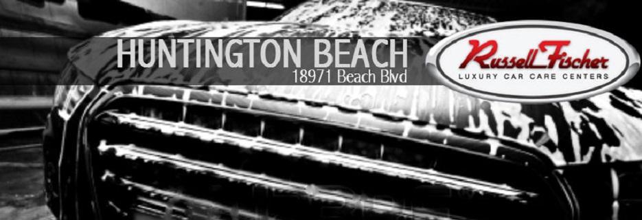 Russell Fischer Car Wash in Huntington Beach, CA