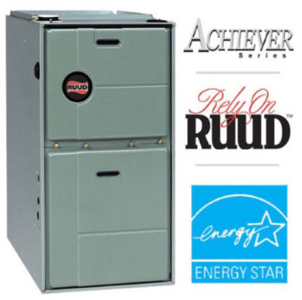 Ruud, Rheem Furnaces and Air-Conditioners