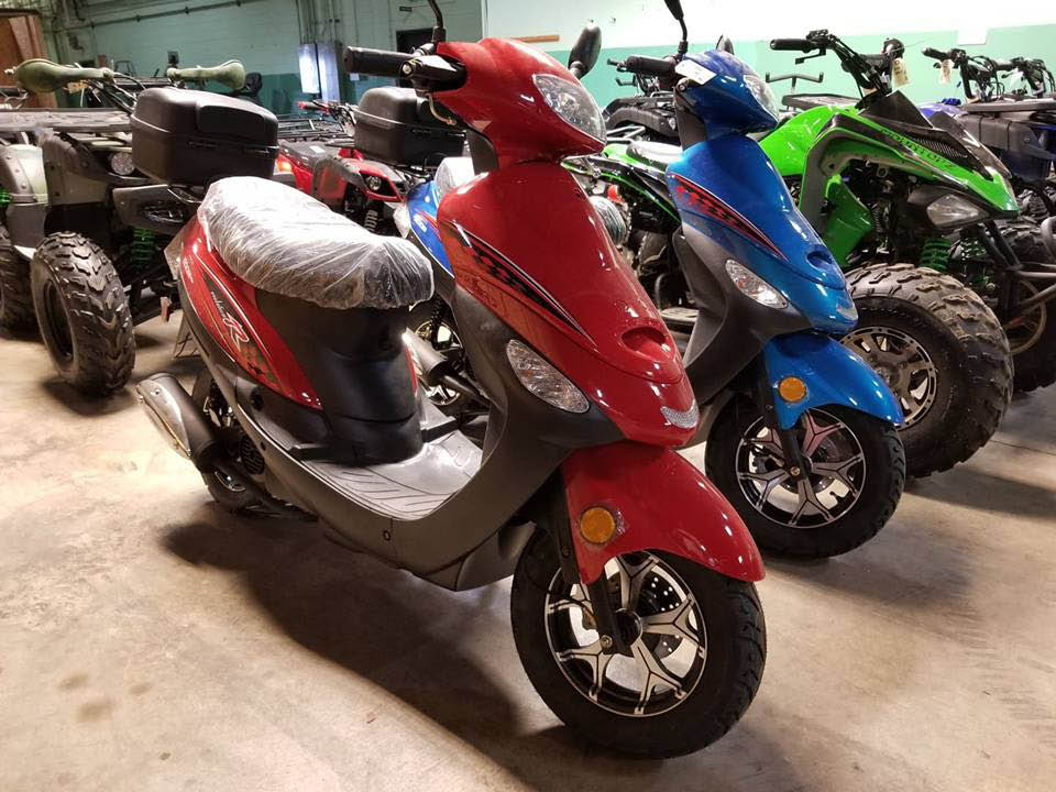 From Electric bikes to 3000 cc Motor Scooters, Visit us today.