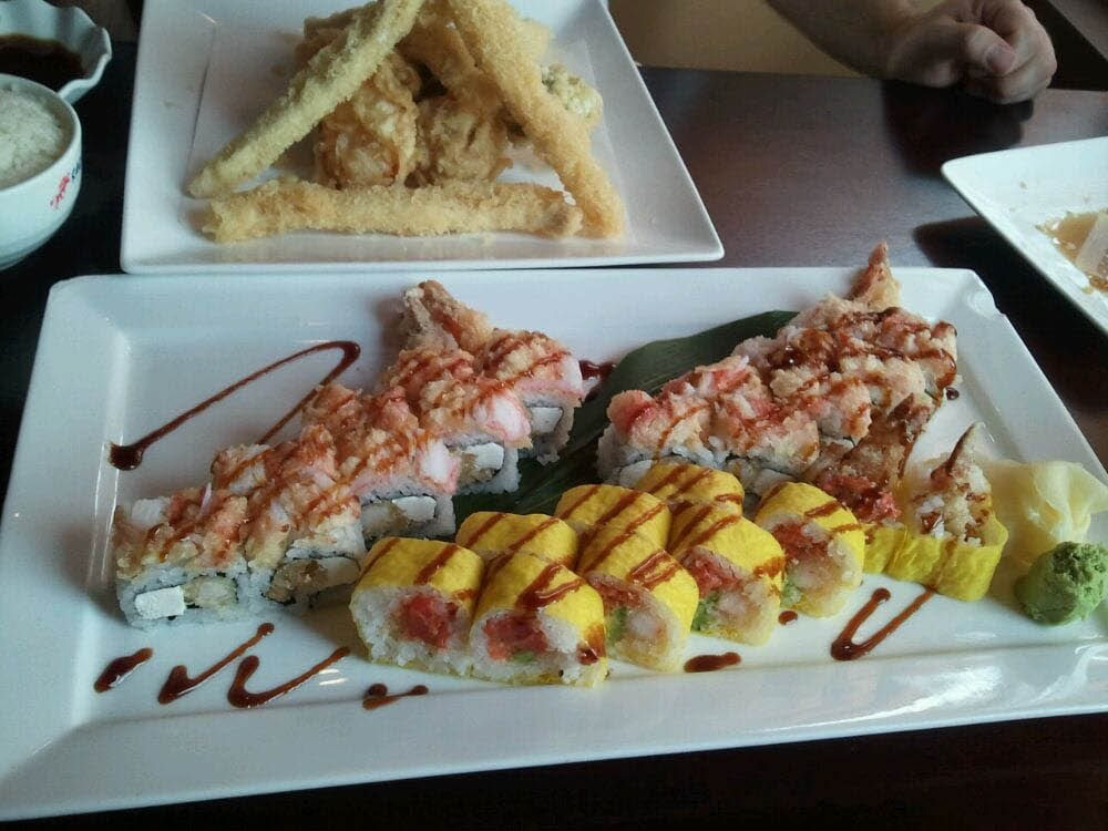 Sage Hibachi Steakhouse & Sushi Bar Japanese Cuisine Cranberry