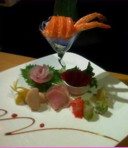 Shrimp cocktail appetizer available for lunch or dinner