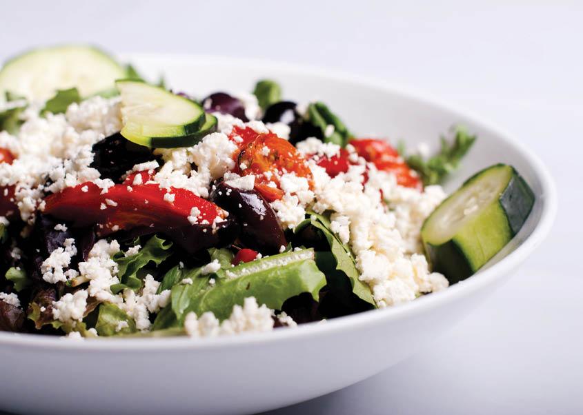 Greek salad, Greek food near Brookfield, IL