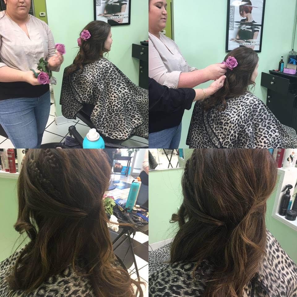 Hair salon near Mt Pleasant, SC