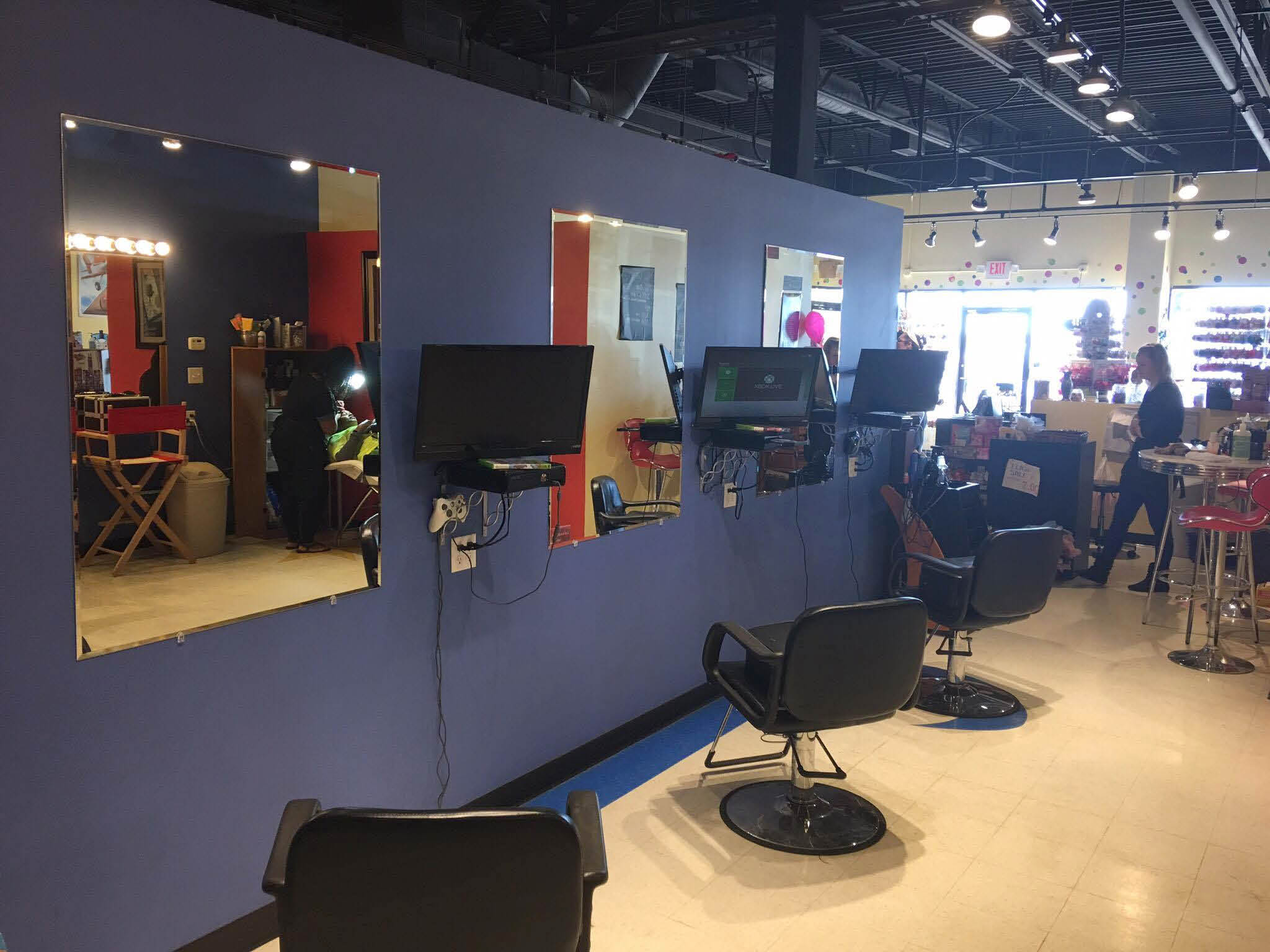 Family friendly salons in Omaha