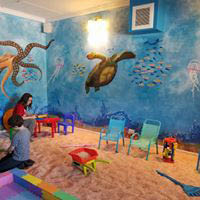 Salt Therapy Kid's Room