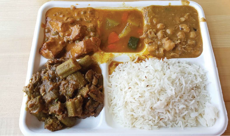 Traditional homemade Indian foods close to Marina Del Ray