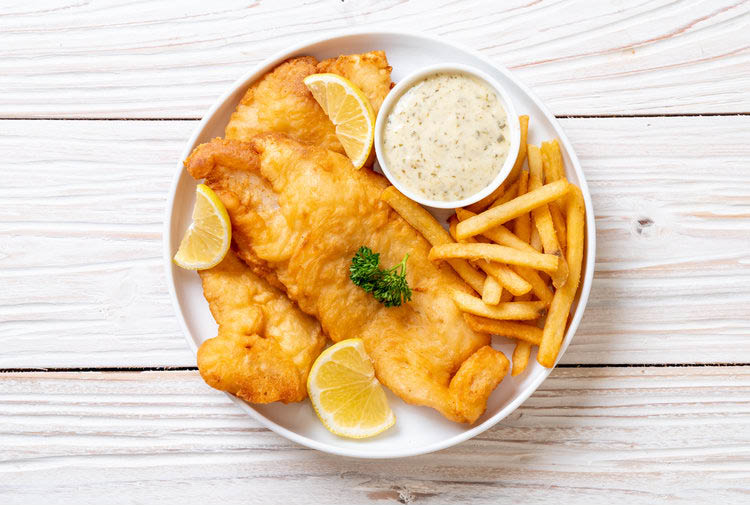 best fish and chips in Durham North Carolina