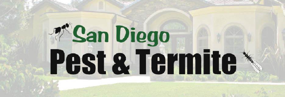 San Diego Pest & Termite in California banner