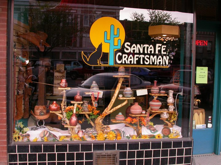 Santa Fe Craftsman in Oldtown Fort Collins