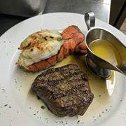 Steaks  Seafood  Veal  Pasta