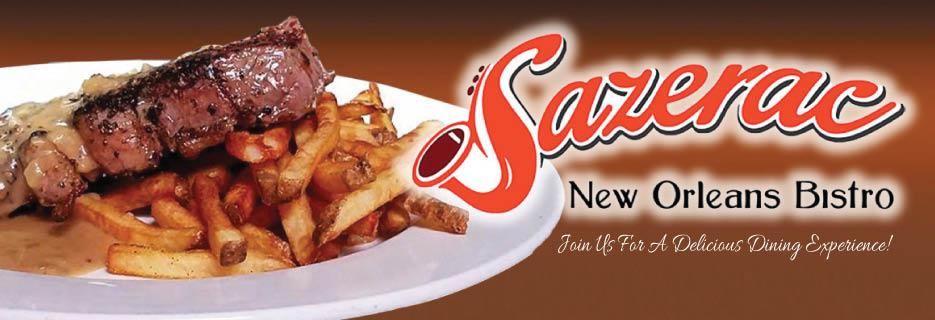 Sazerac New Orleans Bistro