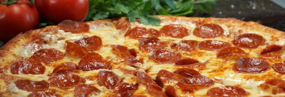 Super Baked Pizza and Wings Hilton Head Island SC banner