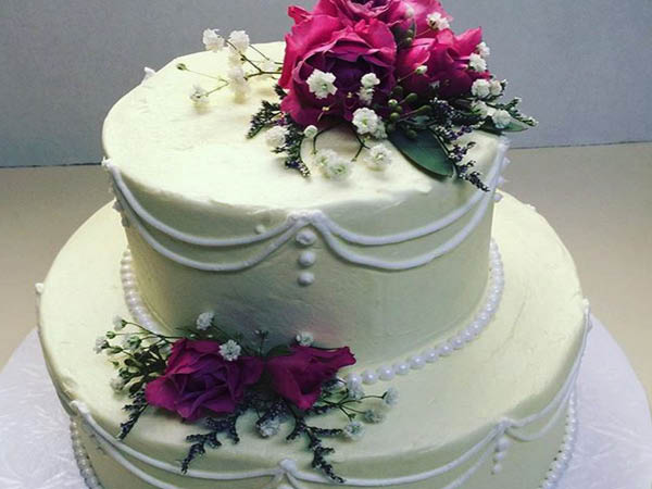 Schneider's Bakery wedding cakes