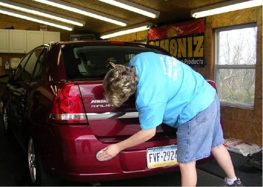 Interior / Exterior detailing at Scott's Car Wash & Auto Lube