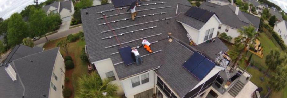 South Carolina Solar in Charleston, SC Banner ad