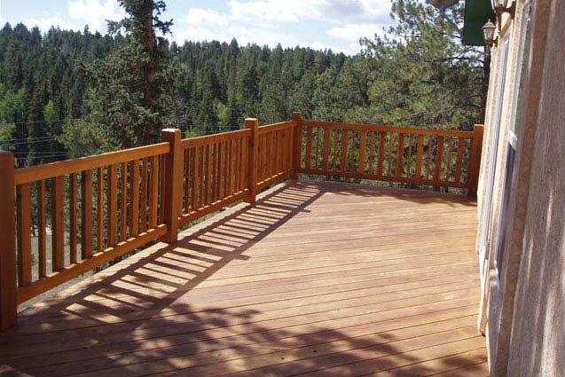 sealwize deck colorado springs