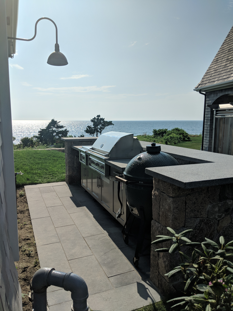 We are the only installing dealer Of Danver, Naturekast & Brown Jordan kitchen products on Cape Cod. These products are needed for a truly magnificent outdoor project