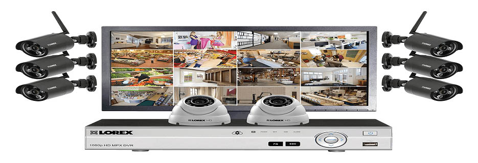 Security Camera Systems New Jersey