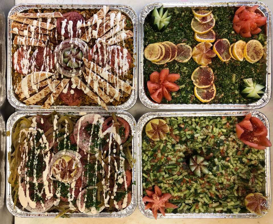 Try Mediterranean entrees for your next party!