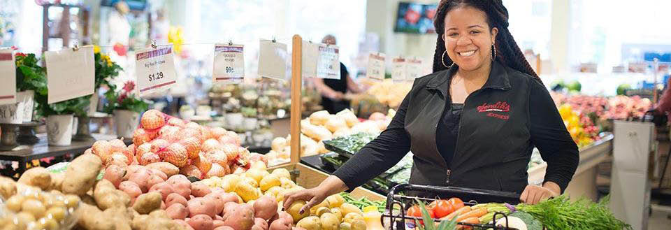 Sendiks Food Market Grand Opening in Southeast Wisconsin,, WI Fresh food