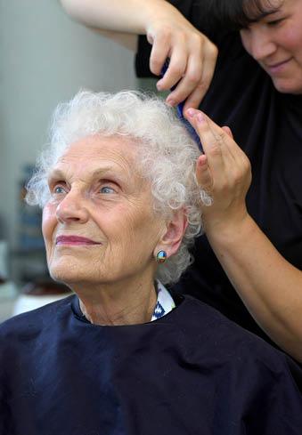 La Belle Hair Designs Wauwatosa senior color