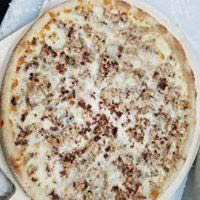 Specialty pizza from Seppe's Pizza Junction