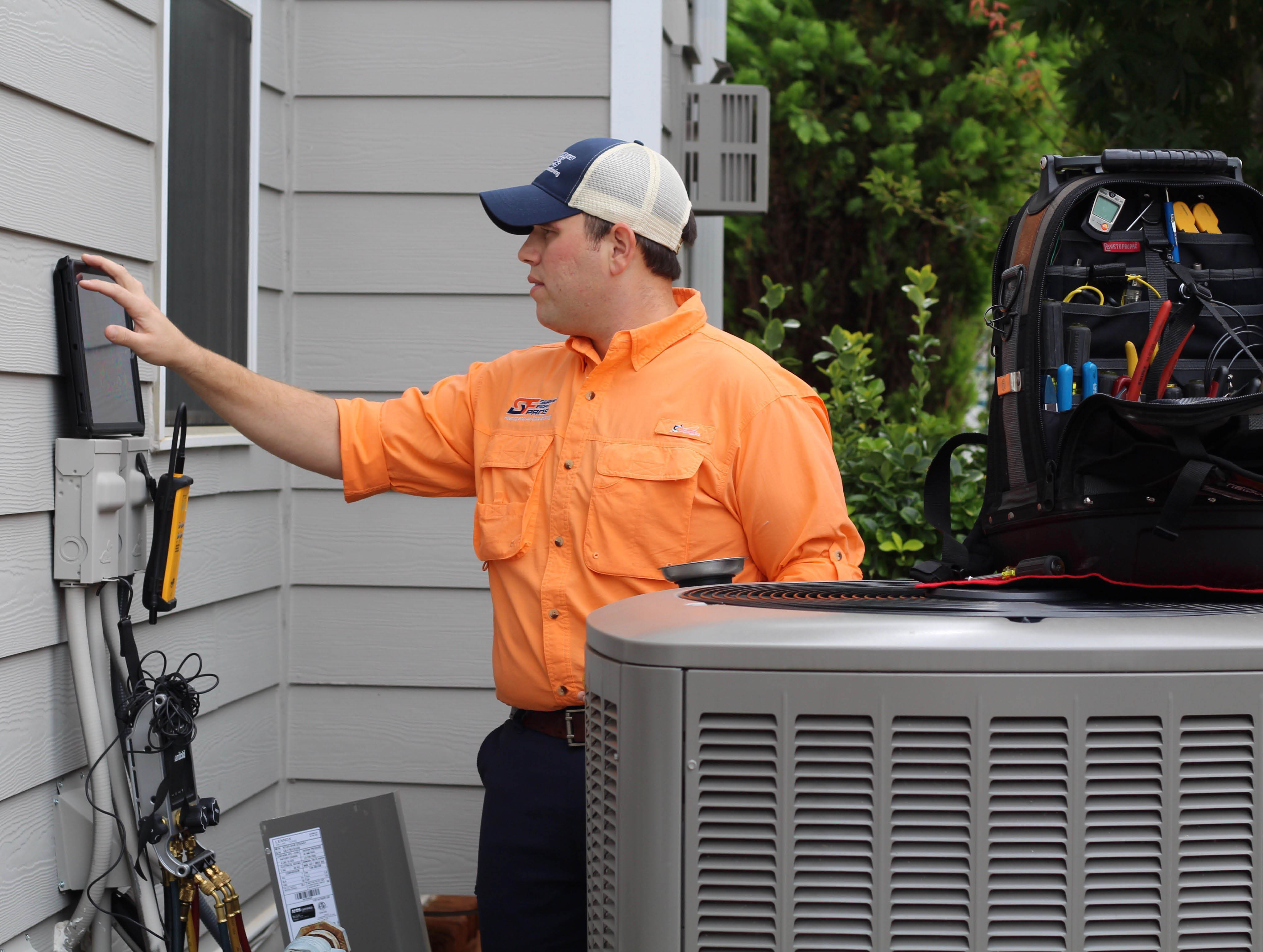 Service First Pros Heating and Air in Hoschton, GA