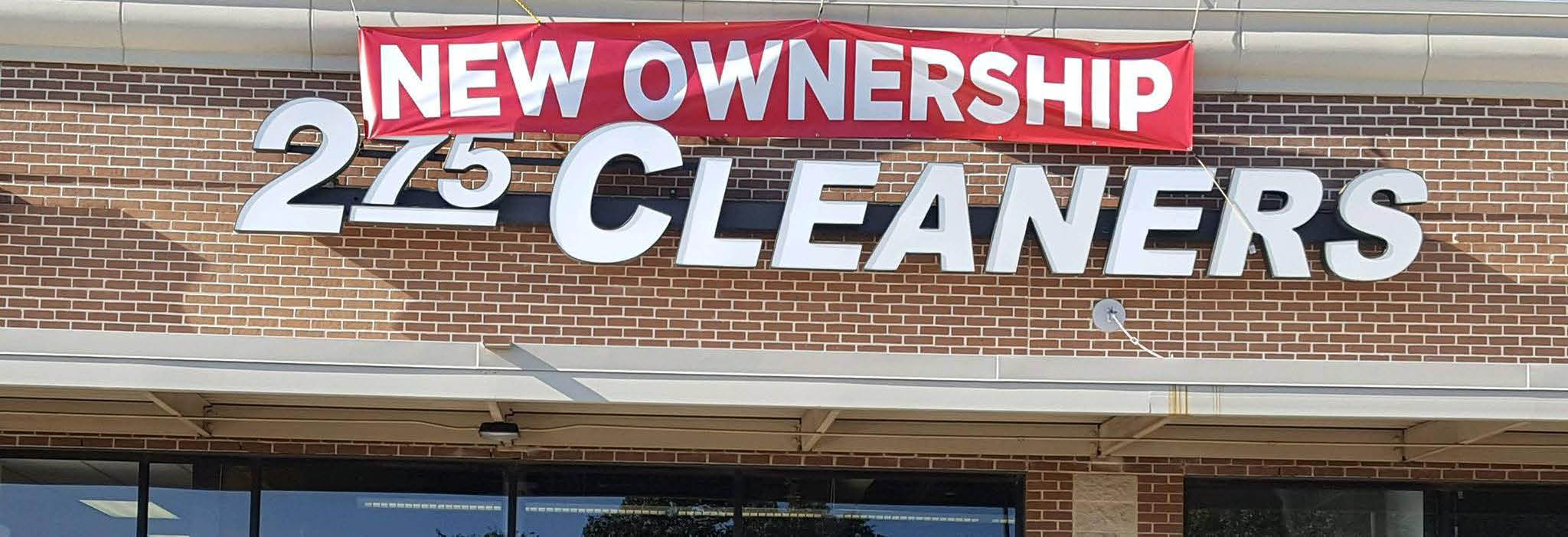 New Owner!  Premium Dry Cleaning and Same Day Service!