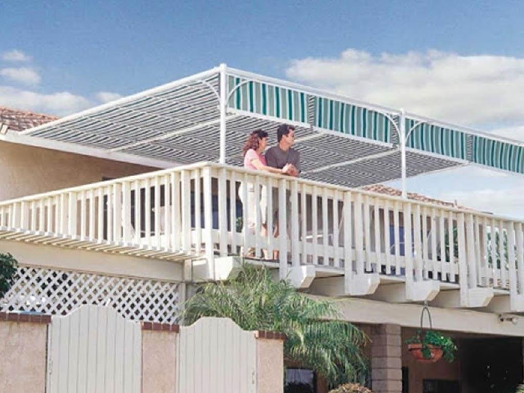 Shadetree Cool Living LLC deck