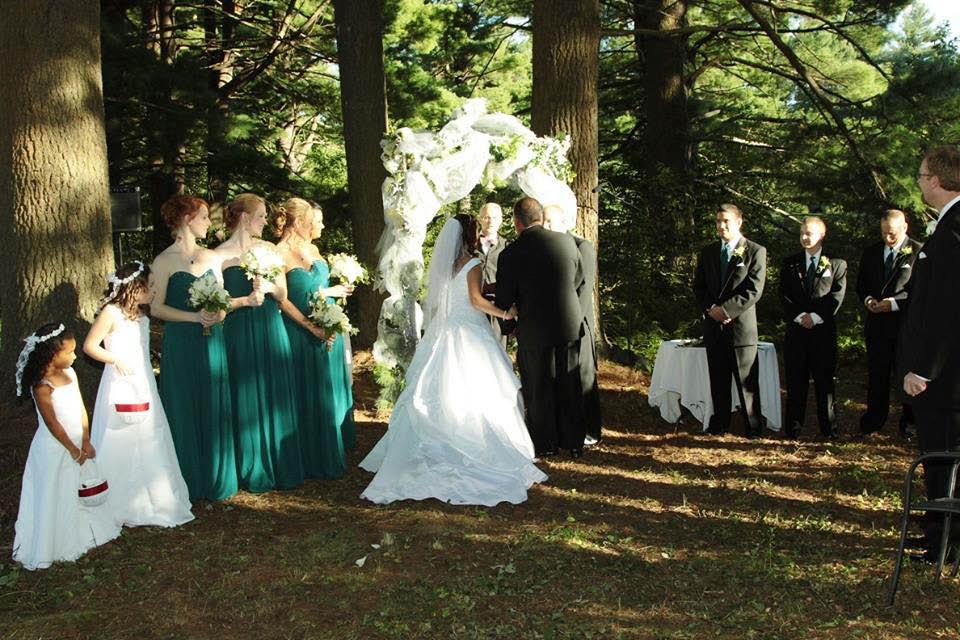 Wedding venues near Agawam, MA